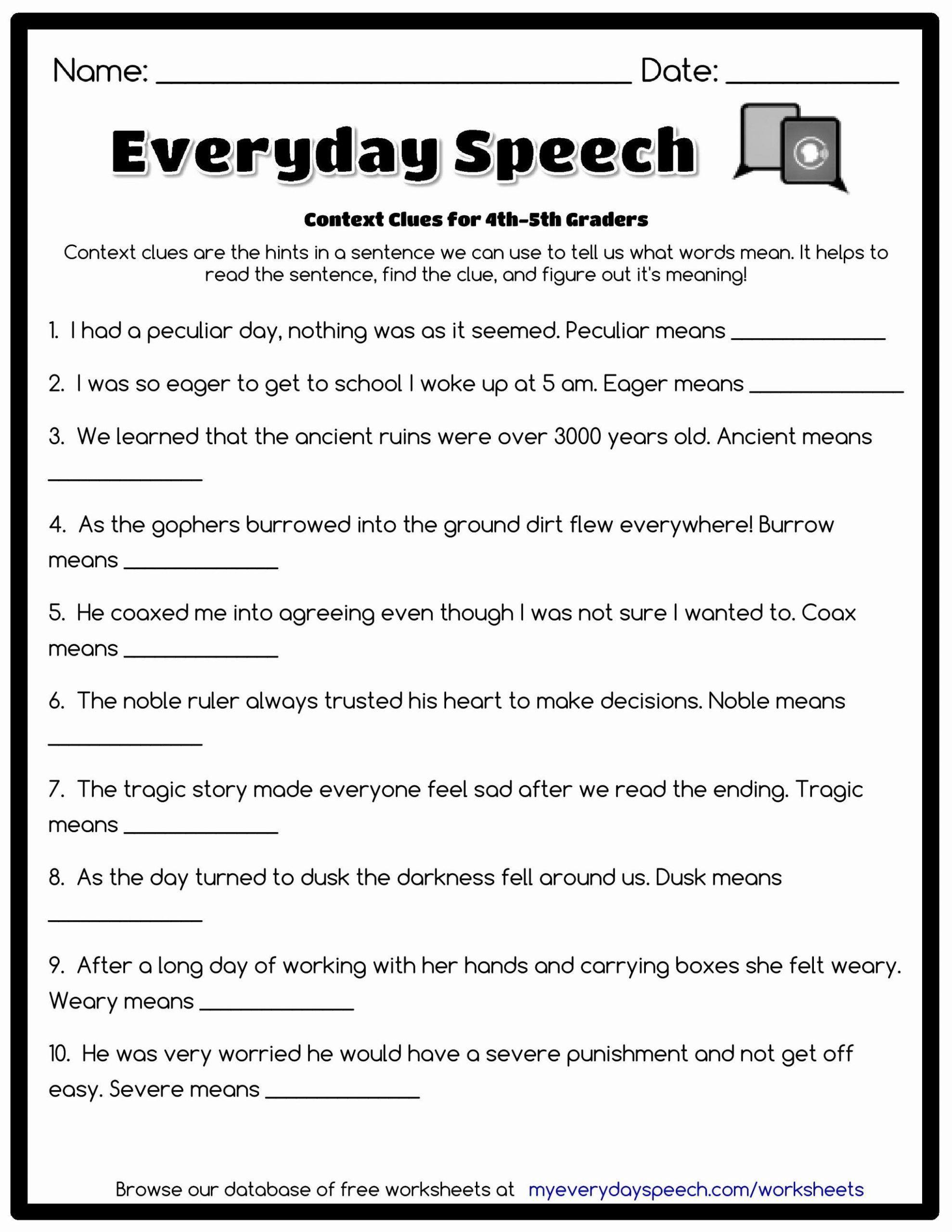 Grammar Worksheet 3rd Grade Grammar Worksheet 3rd Grade In