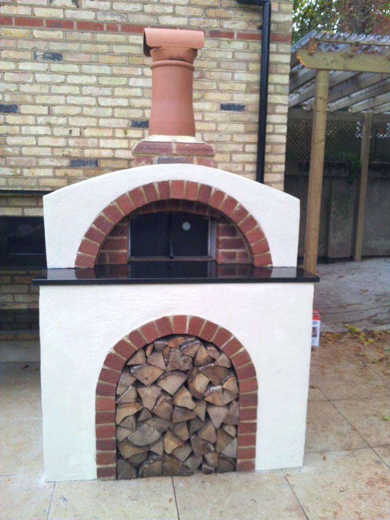 Diy pizza oven misfits pinterest oven diy