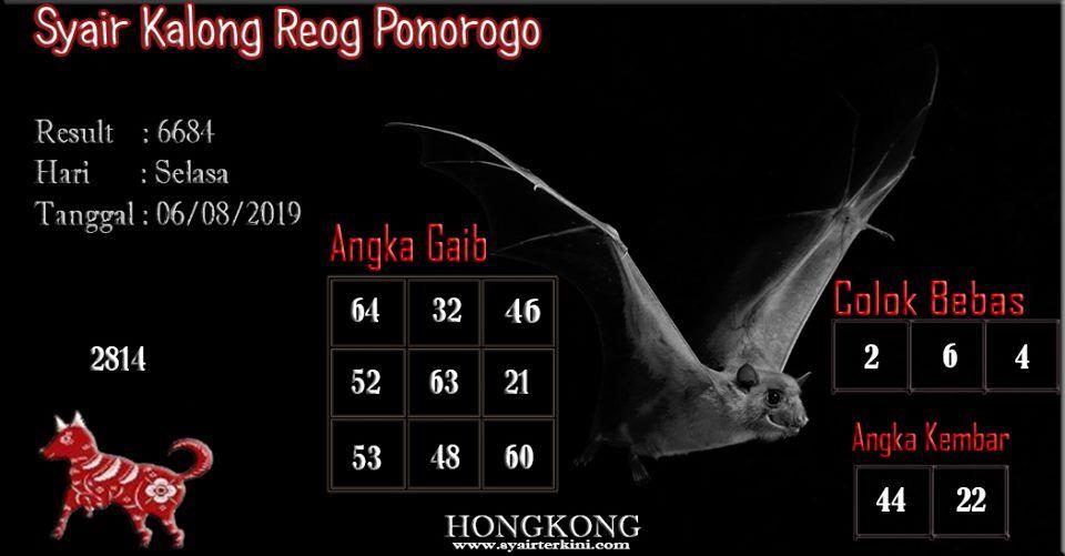 Syair Kalong Reog Ponorogo Sydney Singapura Minggu