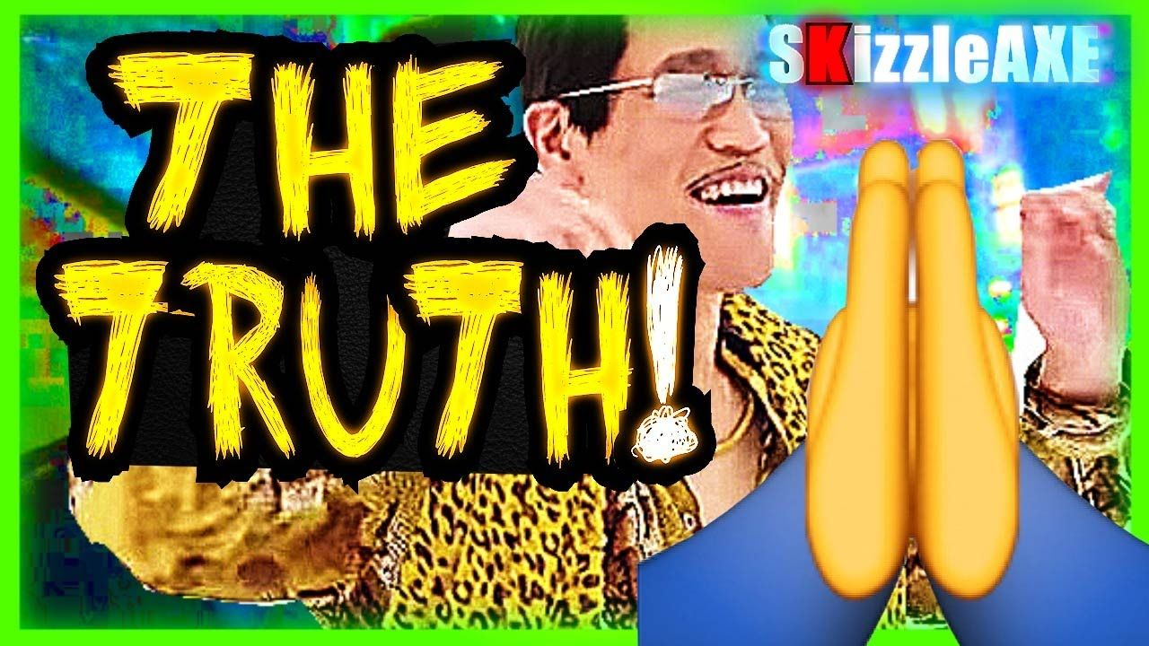 THE TRUTH: SUPER EASTER EGG FOR BLACK OPS 3 ZOMBIES (PPAP Pen Pineapple ...