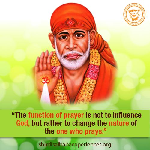 The Function Of Prayer Shirdi Sai Baba Wallpaper Free Download