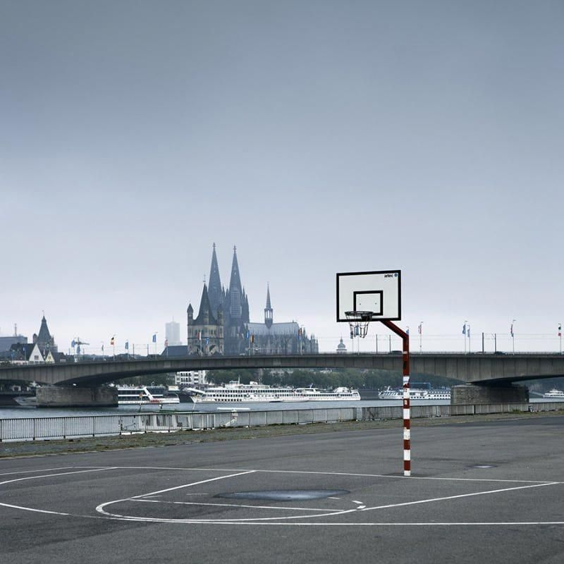 26 most stunning basketball courts on the with