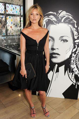 Kate Moss in Prada