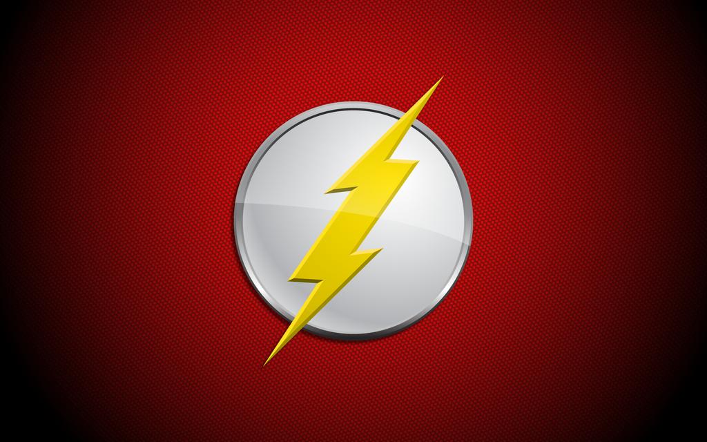 The Flash Wallpaper By Spazchicken Deviantart Com On Deviantart Flash Wallpaper The Flash Flash Logo