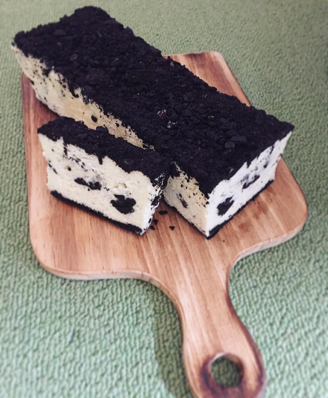 作り方 オレオ チーズ ケーキ
