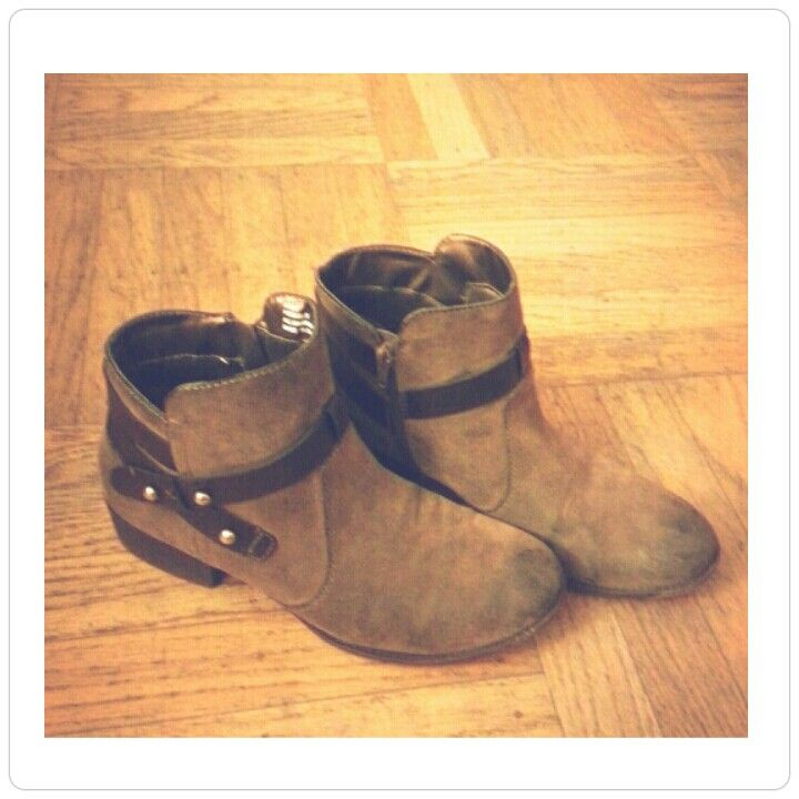 Ankle boots for Fall trend