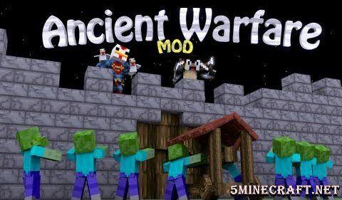 Ancient Warfare Mod 1 7 10 1 6 4 1 5 2 1 5 1 Ancient Warfare