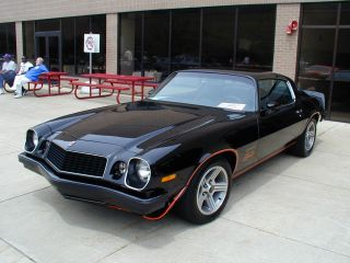 1976 chevrolet camaro z28. i'll know i'm a success when i have this