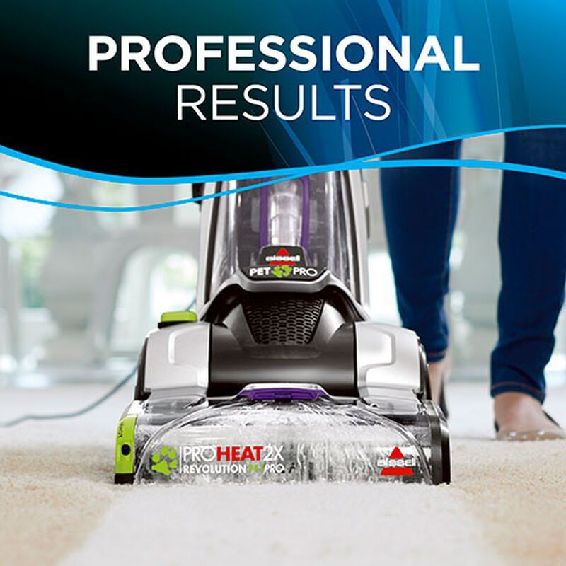 Bissell proheat 2x revolution pet pro 2283 carpet