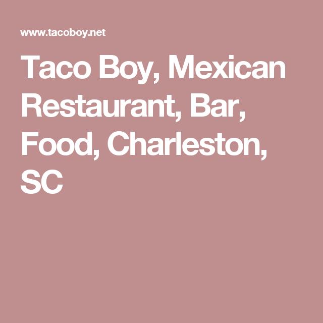 Taco Boy - Tacos & Margaritas