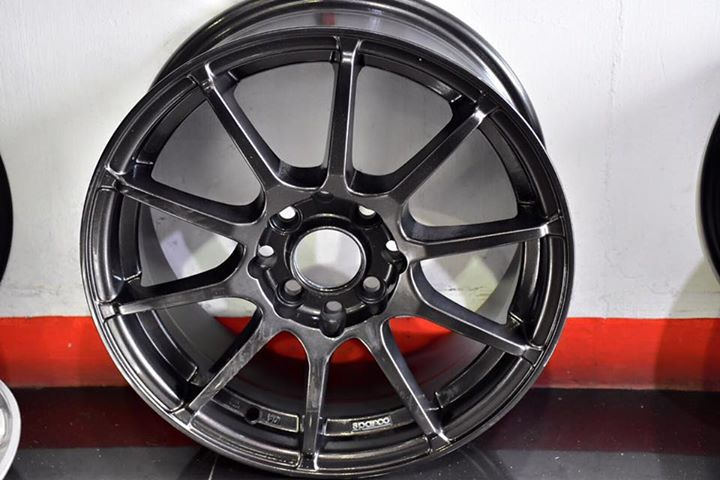 """Sparco 15"""""""
