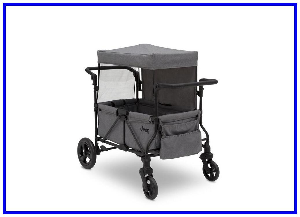 Stroller Wagon Vs Double Stroller - Stroller
