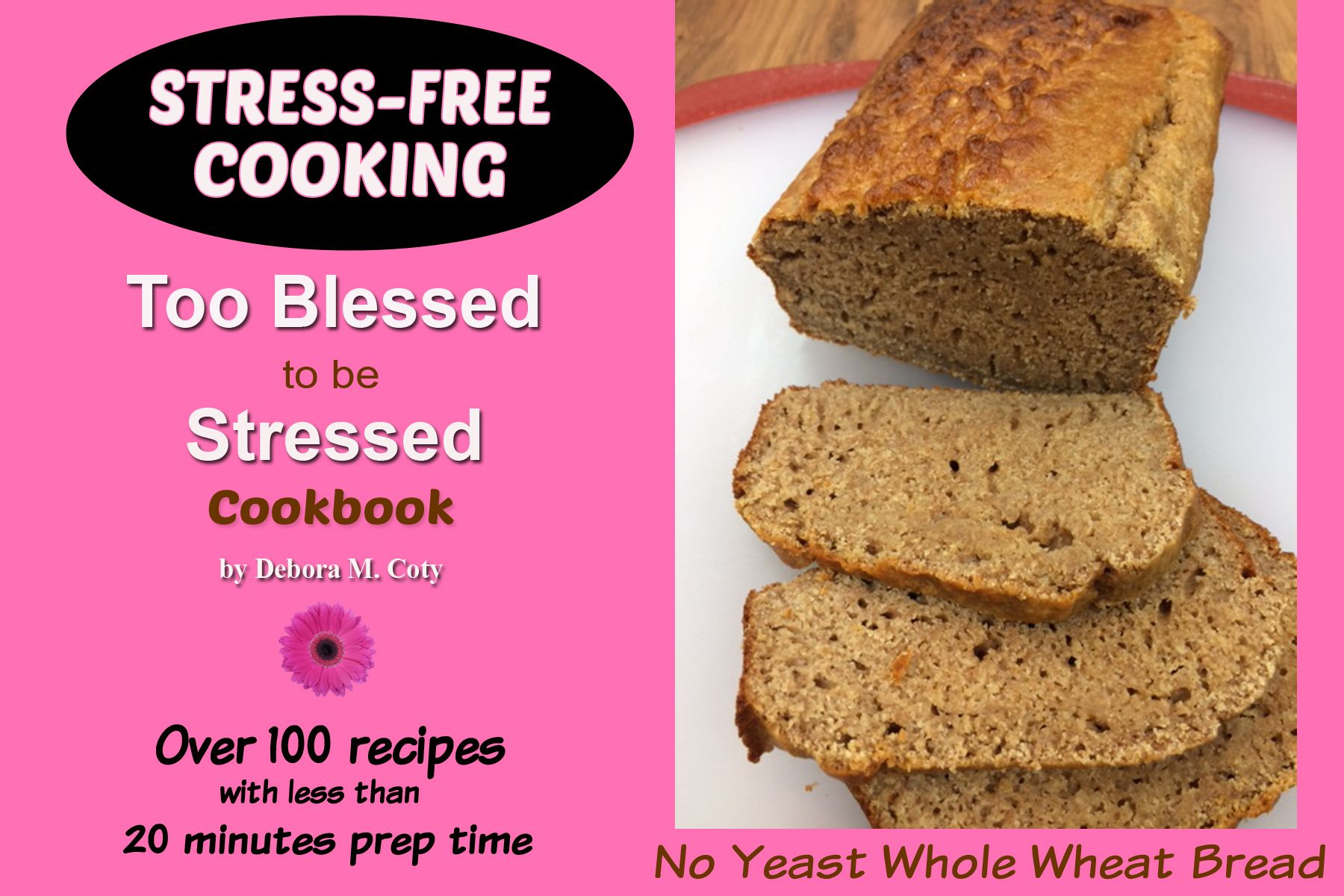 No Yeast Whole Wheat Bread | Food