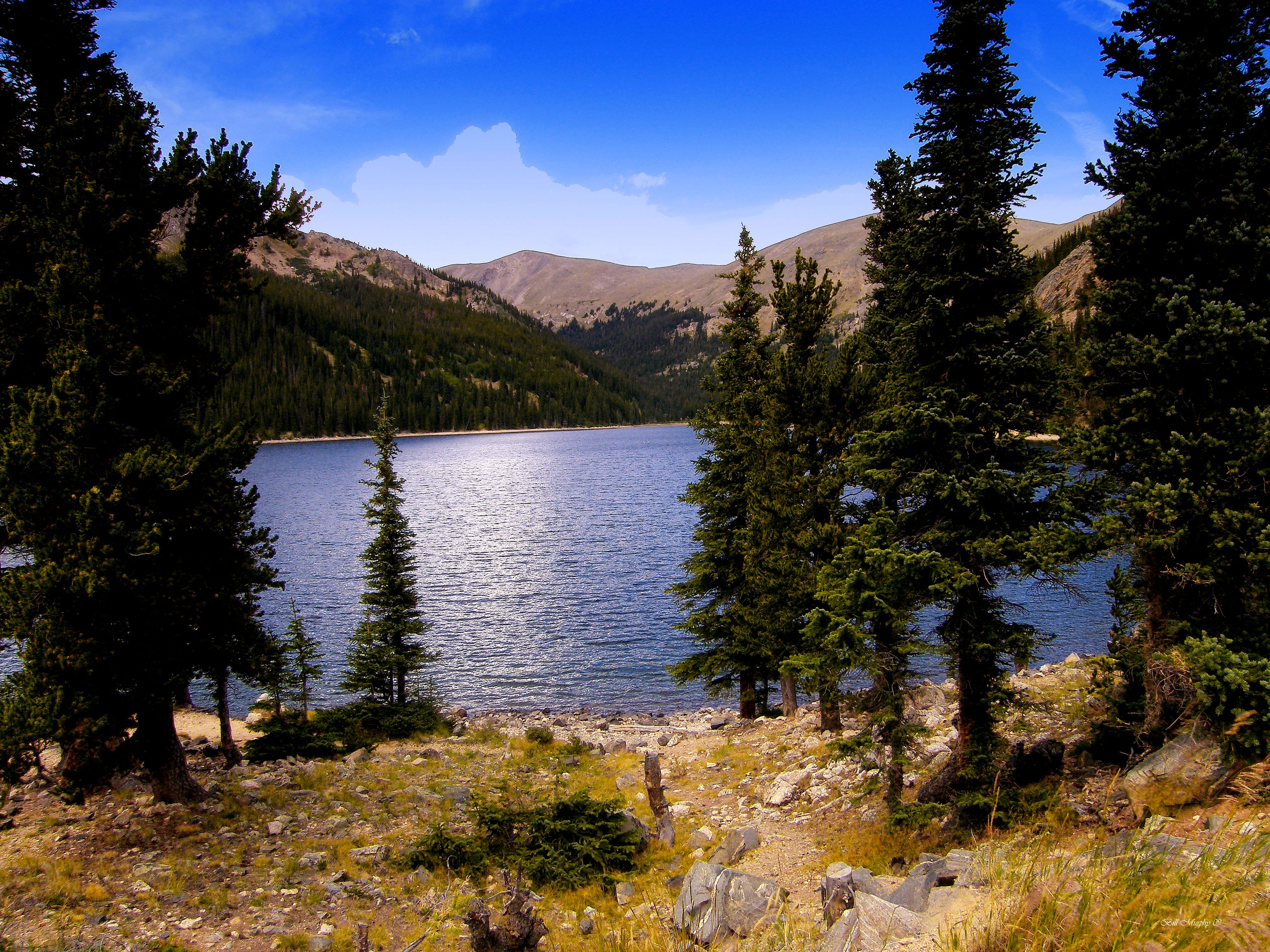 Jefferson lake colorado got to see this covered in snow for Fishing lakes in colorado