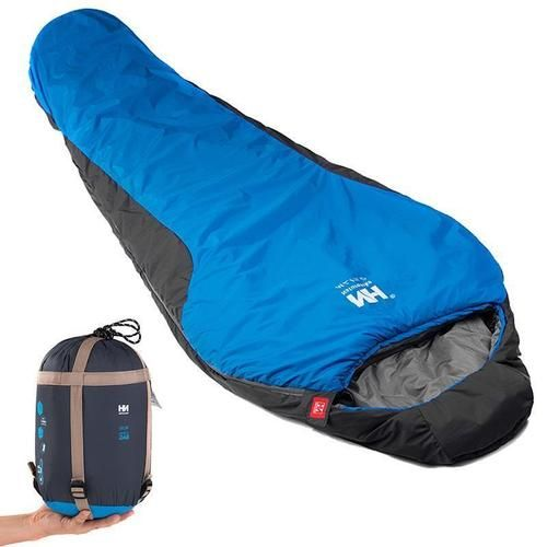 Blue And Black Extra Long Sleeping Bag With Carry Www Gearfortravellers