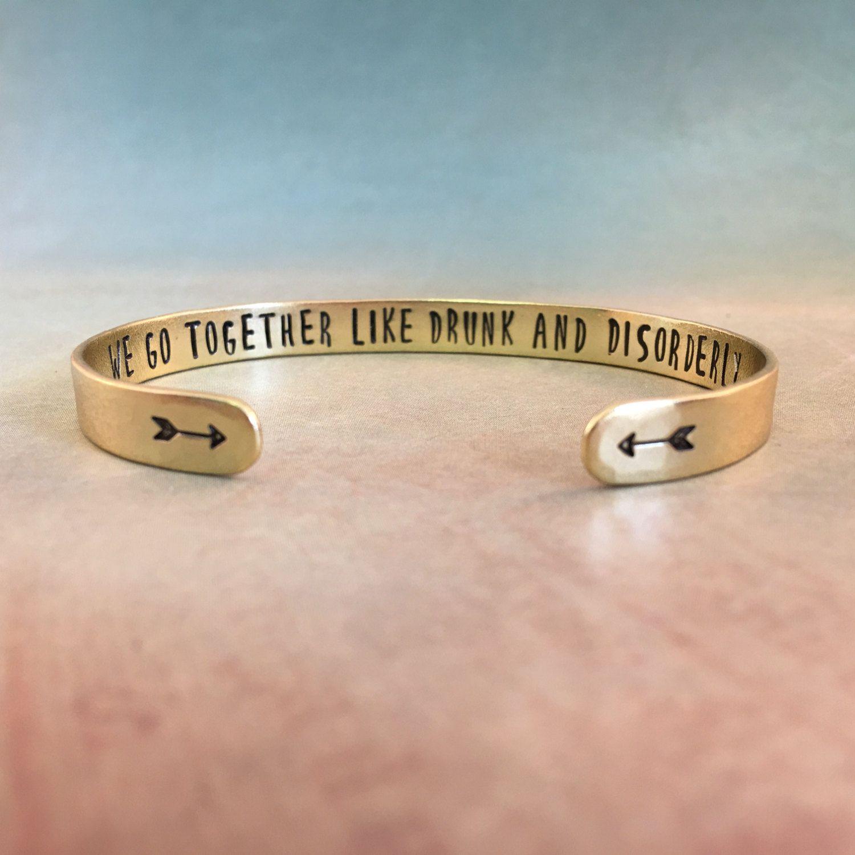 Best Friend Bracelet, Funny Friend Gift, Friendship Bracelet, Best Friend