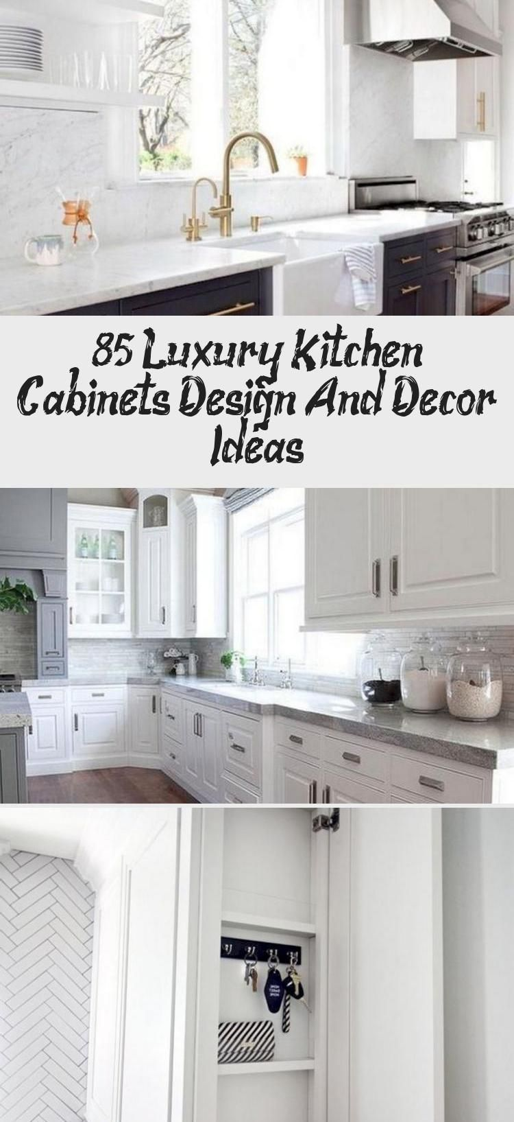 85 Luxury Design And Furniture Ideas For Kitchen Cabinets Kitchen Etk Cabin Cabin Luxury Kitchen Cabinets Kitchen Cabinet Design Cheap Kitchen Cabinets