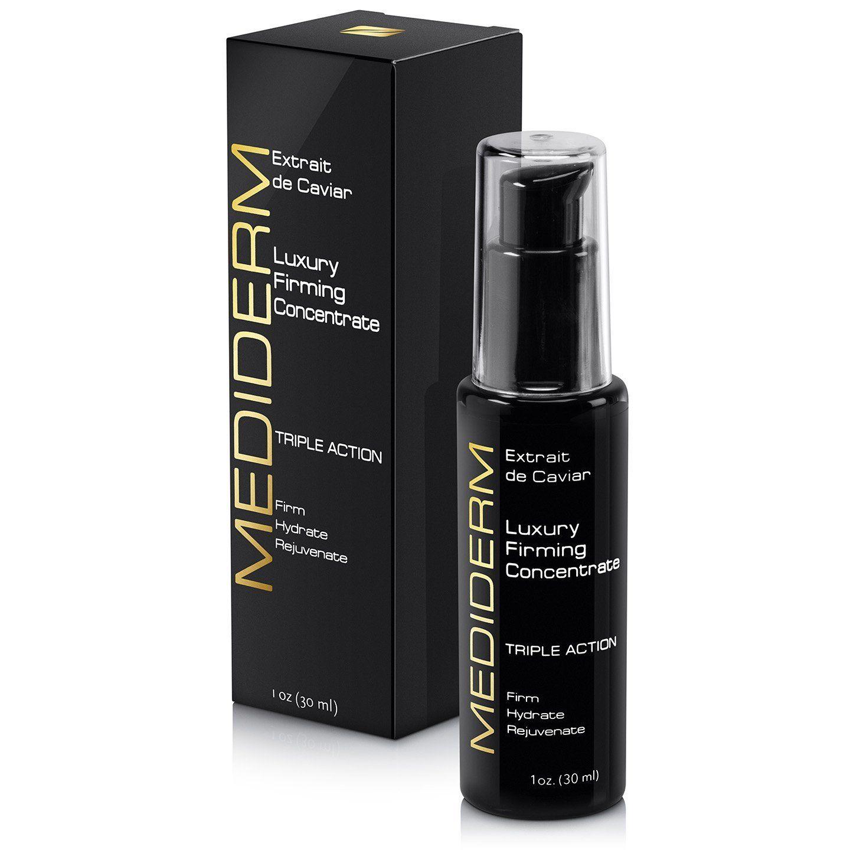 Luxury Anti Aging Caviar and Hyaluronic Acid Serum  Extrait de
