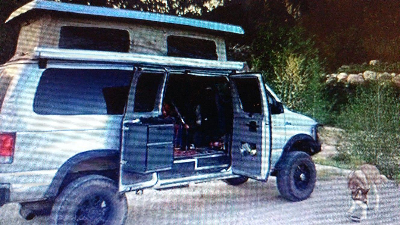 Pin by brian mcclure on cool 4x4 vans 4x4 van, Vans, Van