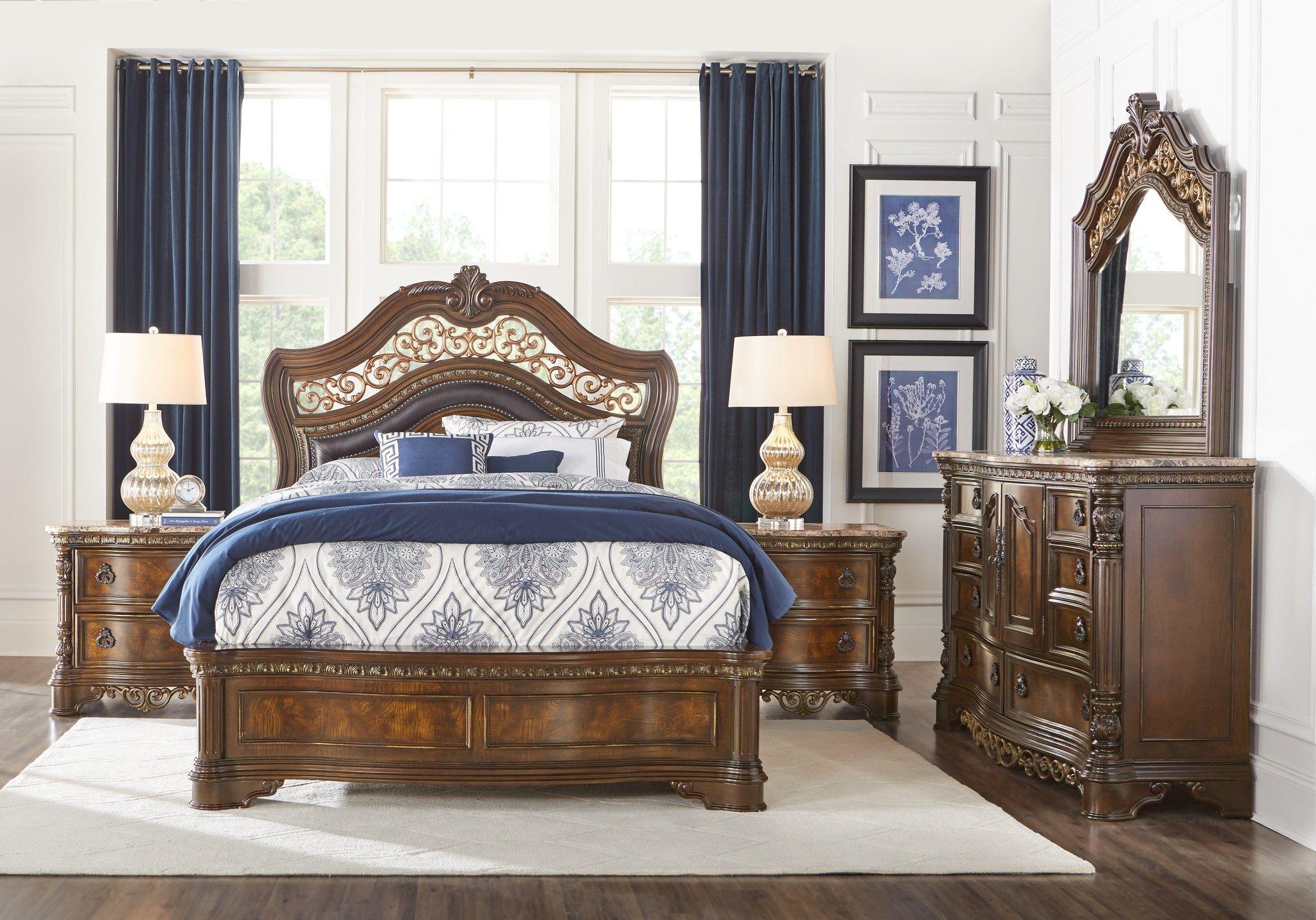 King Size Bedroom Sets & Suites for Sale   Furniture in 2019 ...