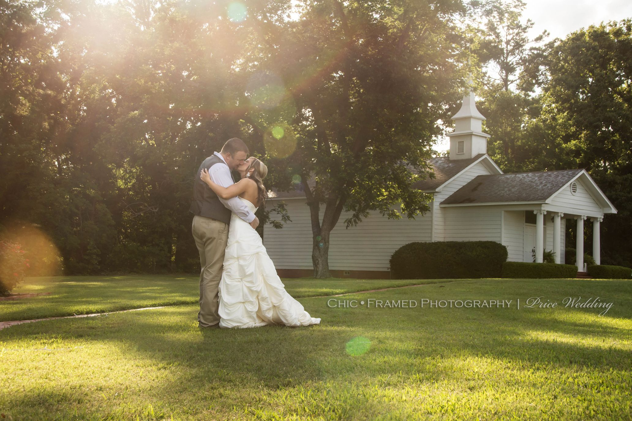 I love this photo by Chic Framed Photography!