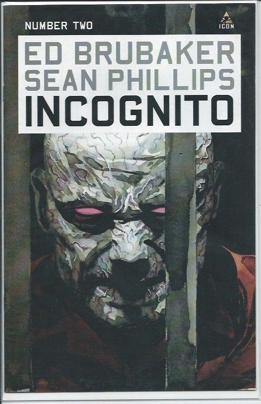 Icon - Incognito #2 (Ed Brubaker, Sean Phillips) VF