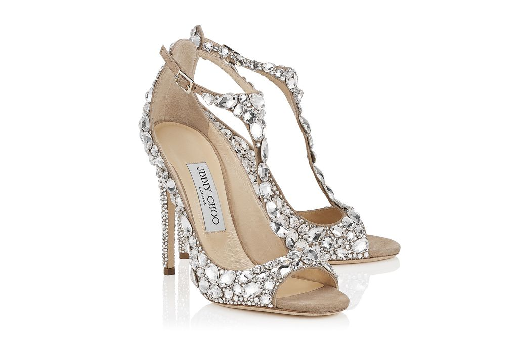 15 Splurge Worthy Wedding Shoes