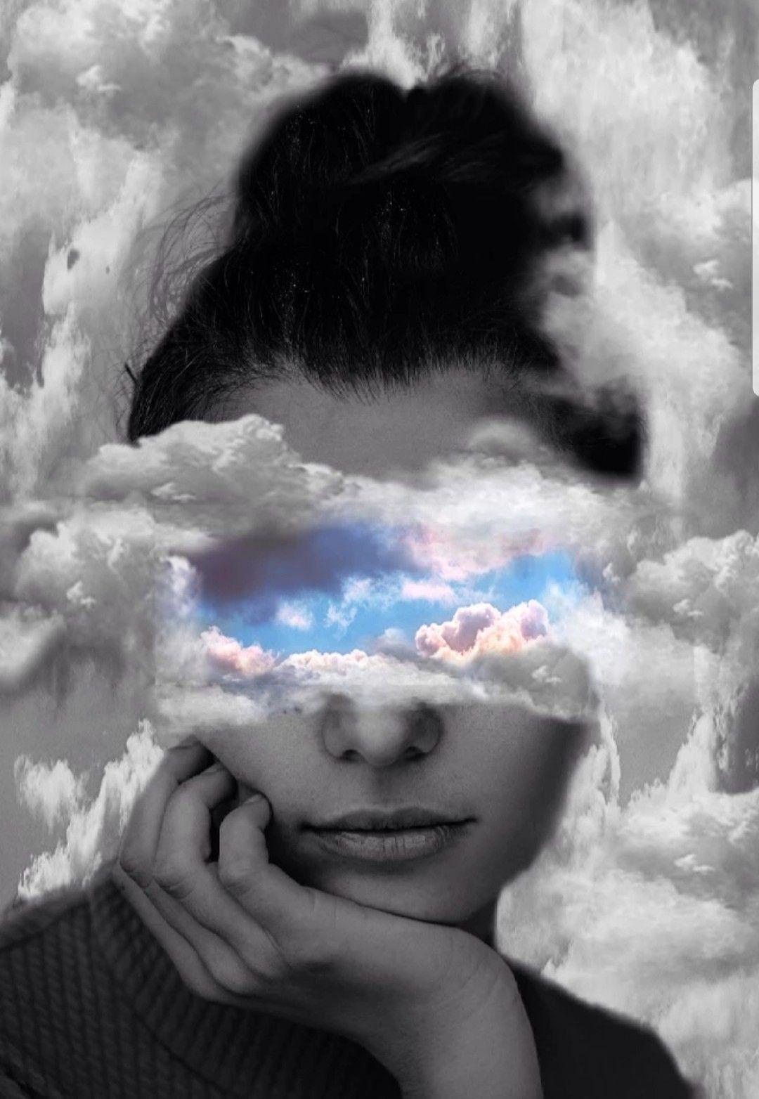Pin oleh Michele Sartin di head in the clouds | Seni ...