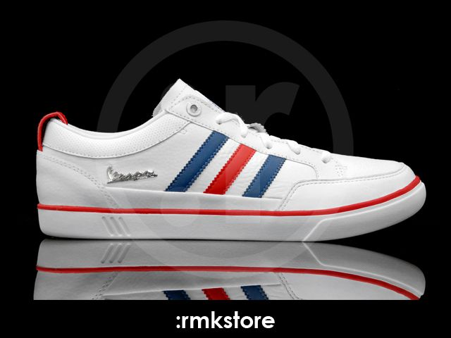 check out 8ce77 44d1a Adidas Vespa trainers