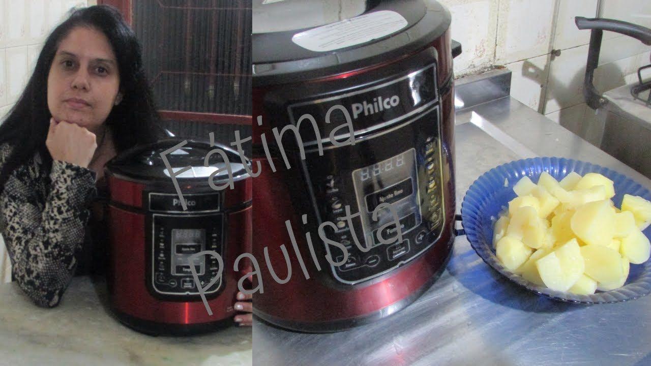 Batata Frita Na Panela De Pressao Com Imagens Receitas