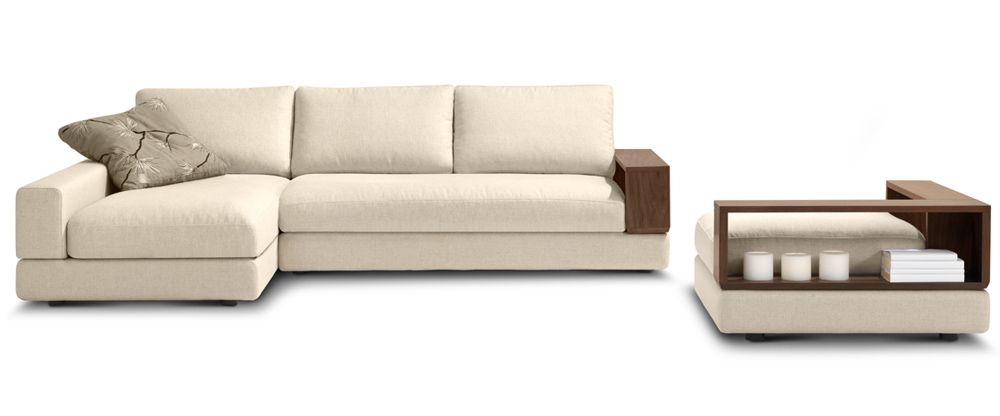 This Sofa Is A Baby Jasper The Coffee Table Can Coin Onto The Sofa - Sofa king furniture