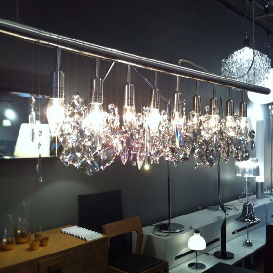 Killer chandelier at design within reach bright lightslighting ideasroom decorchandeliers