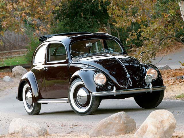 1952 Volkswagen Beetle Classic Split Window Volkswagen Beetle Vintage Volkswagen Volkswagen