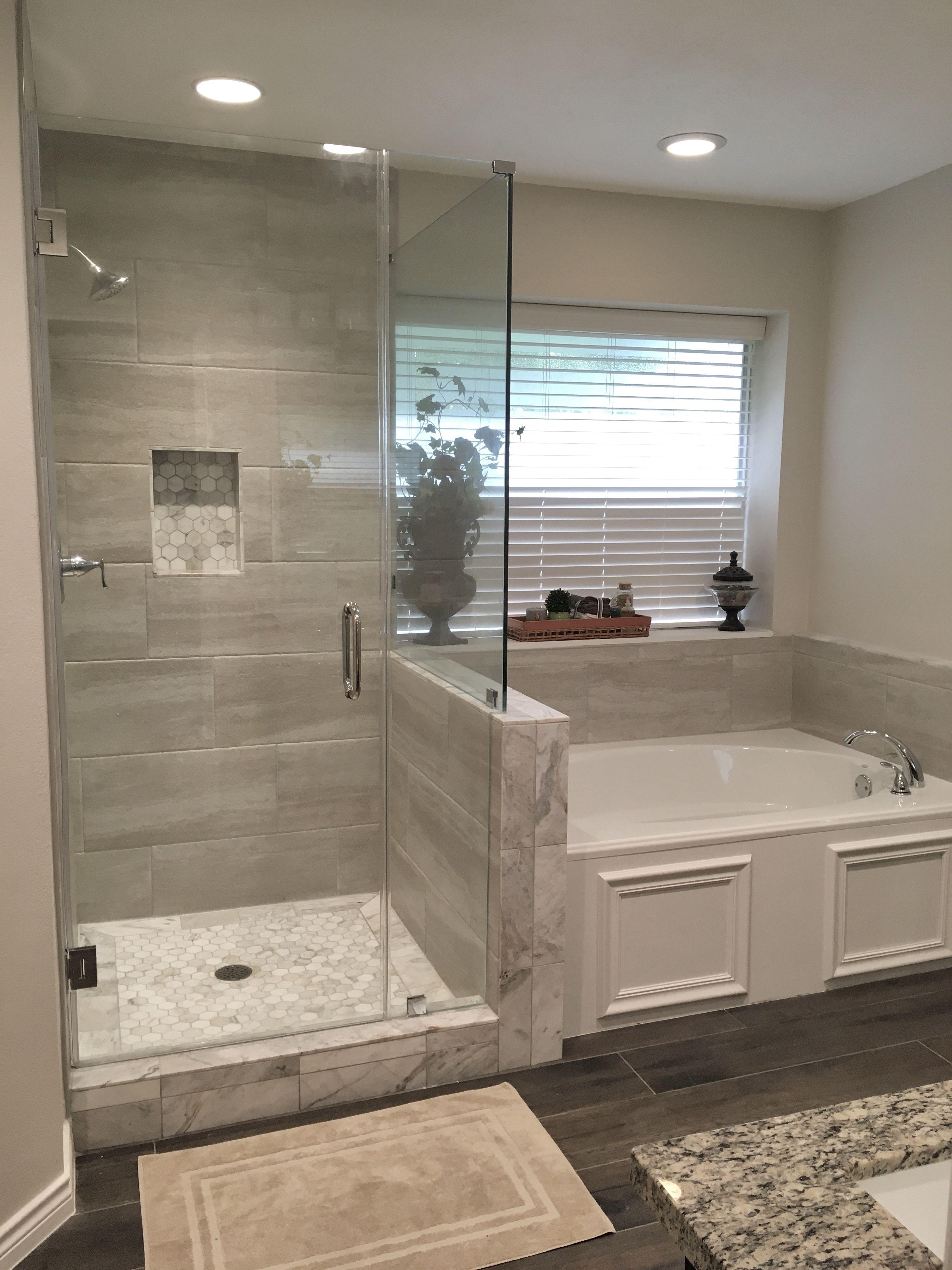Master Bath Remodel In 2020 Master Bathroom Renovation Bathroom Renovation Cost Bathroom Remodel Master