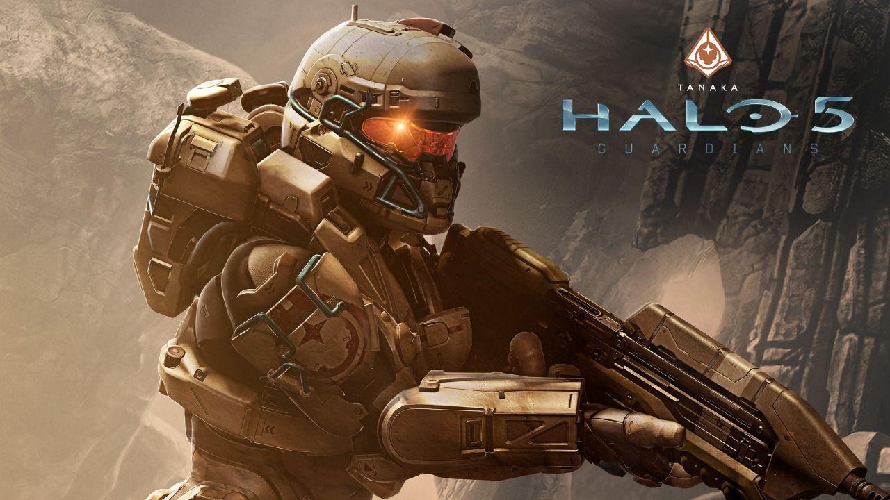 H A L O Halo 5 Guardians Fireteam Osiris Halo