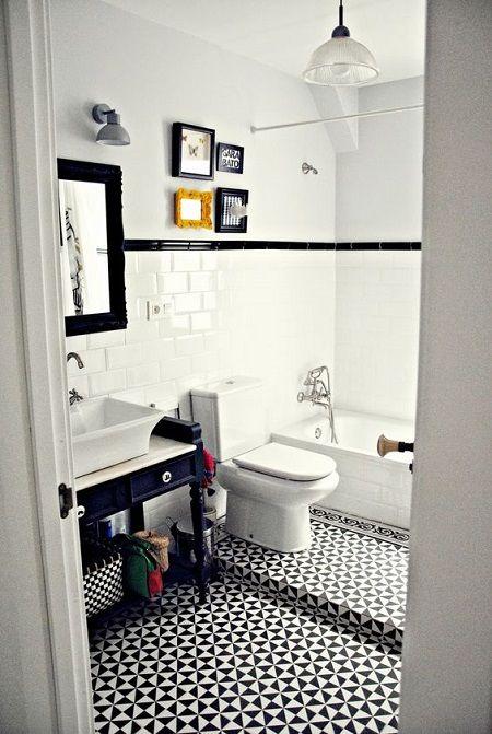 Suelo hidráulico para baño - Blog F de Fifi: manualidades ...