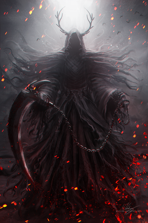 be1dcac5e Reaper by Westling.deviantart.com on @deviantART | Dark Art | Arte ...