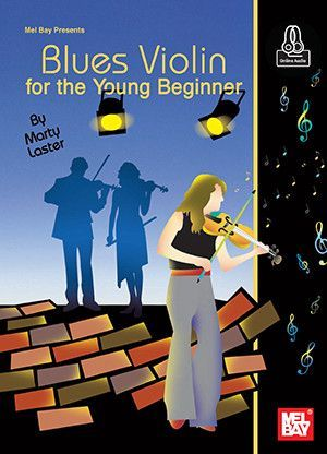Blues Violin for the Young Beginner (Book + Online Audio)