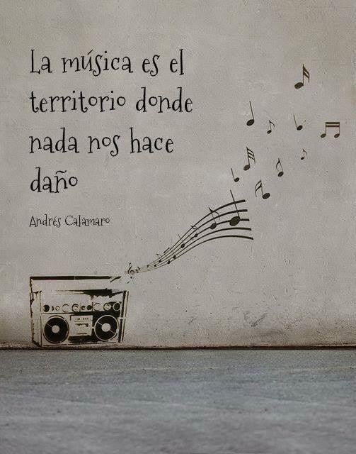 Andrés Calamaro Frases Musicales Frases Con Musica Y La