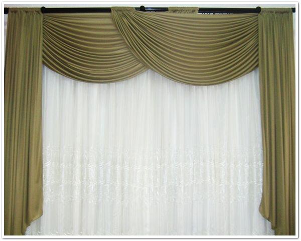 Cortinas bando   Imagui | cortinas | Pinterest