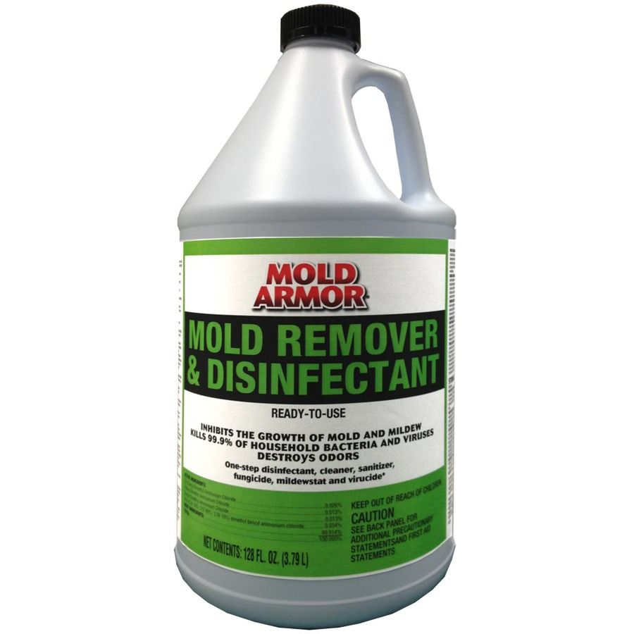 Mold Armor 1 Gallon Liquid Mold Remover At Lowes Com Mold