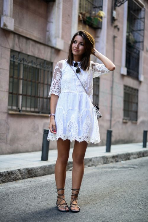 8c8a7aafd35 little-white-dress-lace-dress-gladiator-sandals-summer-spring-via-lovely  pepa