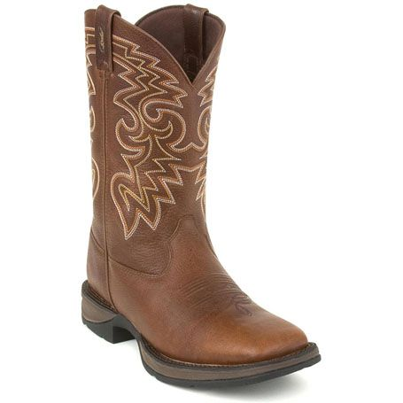 """12"""" Mens Pull-On Rebel by Durango Western Boot - Style #DB5434 - Durango Boot Company"""