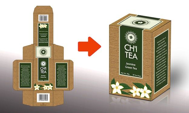 Download Tutorial Make A 3d Mockup Of A Box In Photoshop Photoshop Tutorial Packaging Mockup Tutorial