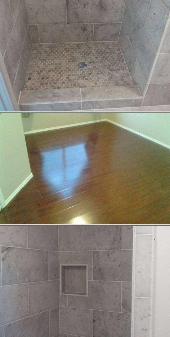 Watch floor and granite transformations with Granite Flooring. They specialize in tile, granite, stone, laminate, slate and marble.