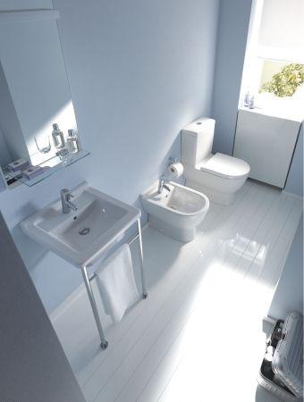 Duravit - Starck 3 de Duravit ? cuvettes WC, lavabos et bien plus pour votre salle de bains design con�ue par Philippe Starck
