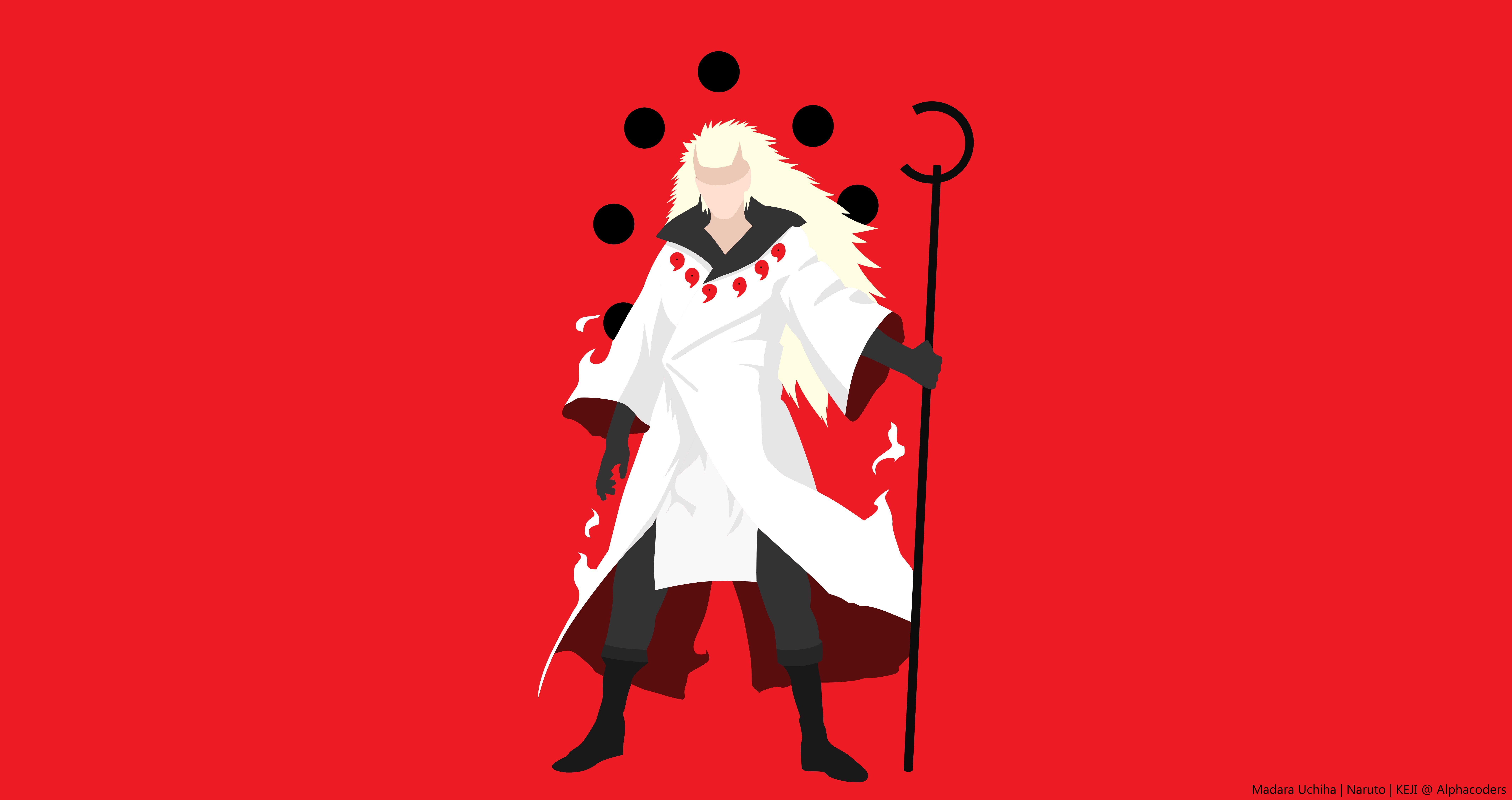 Anime Naruto Boy Madara Uchiha Minimalist Sage Naruto Uchiha Clan 8k Wallpaper Hdwallpaper Desktop In 2020 Anime Naruto Wallpaper Naruto
