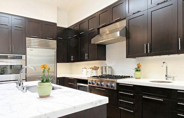 Inspiring Kitchen Cabinetry Details To Add To Your Home  Dark Amusing Kitchen Cabinets Modern Design Inspiration