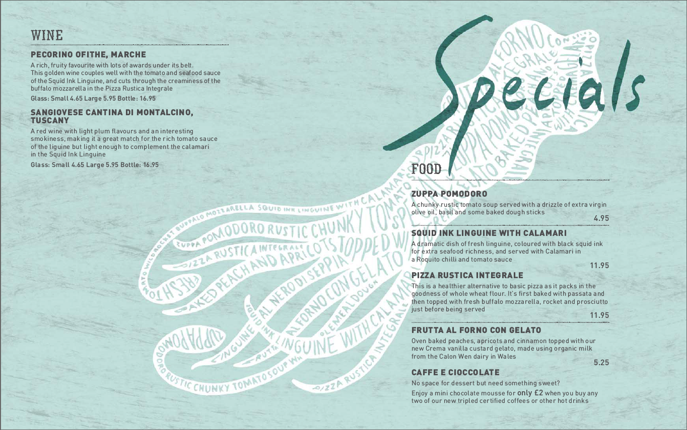 kelly rowland - mutton quad istd 2011: Inspiring menu- covers, layouts, images