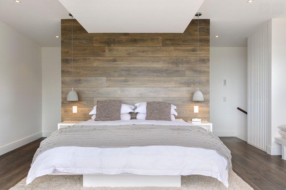 Laminaat als hoofdbord home in 2018 pinterest bedroom master